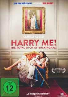 Harry Me! The Royal Bitch of Buckingham, DVD