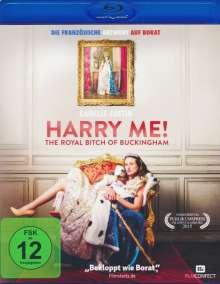 Harry Me! The Royal Bitch of Buckingham (Blu-ray), Blu-ray Disc