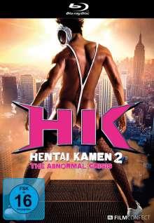 Hentai Kamen 2 - The Abnormal Crisis (Blu-ray), Blu-ray Disc