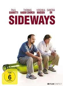 Sideways (Blu-ray im Mediabook), Blu-ray Disc