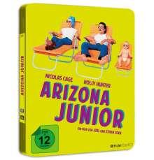Arizona Junior (Blu-ray im FuturePak), Blu-ray Disc