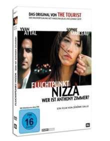 Fluchtpunkt Nizza - Wer ist Anthony Zimmer?, DVD