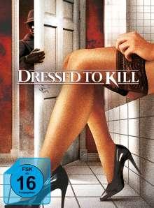 Dressed to Kill (Blu-ray im Digipack), Blu-ray Disc