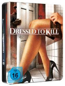 Dressed to Kill (Blu-ray im FuturePak), Blu-ray Disc