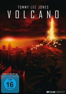 Volcano, DVD