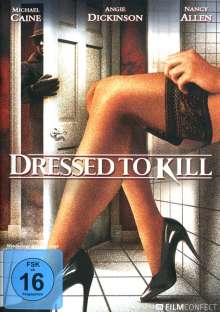 Dressed to Kill, DVD
