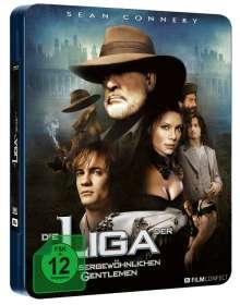 Die Liga der außergewöhnlichen Gentlemen (Blu-ray im FuturePak), Blu-ray Disc
