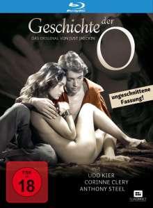 Geschichte der O (Blu-ray), Blu-ray Disc