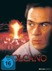 Volcano (Blu-ray im Mediabook), Blu-ray Disc