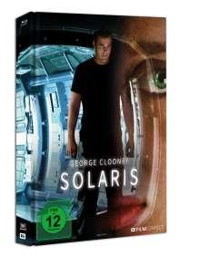 Solaris (2002) (Blu-ray im Mediabook), Blu-ray Disc