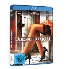 Dressed to Kill (Blu-ray), Blu-ray Disc