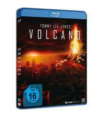 Volcano (Blu-ray), Blu-ray Disc