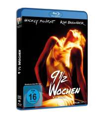 9 1/2 Wochen (Blu-ray), Blu-ray Disc