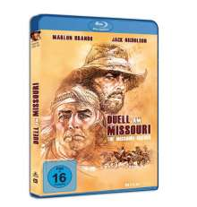 Duell am Missouri (Blu-ray), Blu-ray Disc