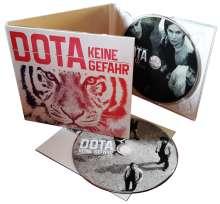 Dota: Keine Gefahr (Limited-Edition), 2 CDs
