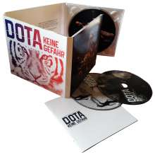 Dota: Keine Gefahr (Limited Deluxe Edition), 3 CDs