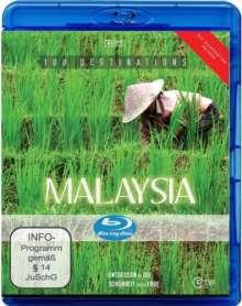 100 Destinations: Malaysia (Blu-ray), Blu-ray Disc