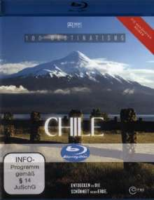 100 Destinations: Chile (Blu-ray), Blu-ray Disc