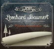 Leonhard Baumert: Weihnachtsmelodien: Leonhard Baumert am Klavier, CD