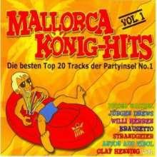 Mallorca König-Hits Vol. 1, CD