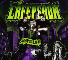 The Creepshow: Run For Your Life, CD
