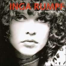 Inga Rumpf: London - New York - Berlin, 2 CDs