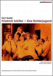 Friedrich Schiller - Eine Dichterjugend, DVD