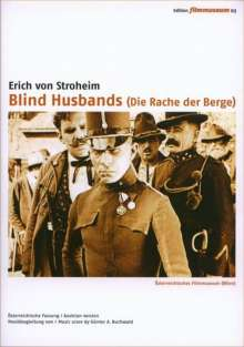 Blind Husbands, DVD