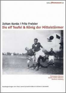 Die elf Teufel & König der Mittelstürmer, 2 DVDs