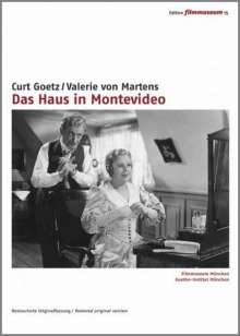 Das Haus in Montevideo (1951), DVD