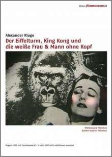 Der Eiffelturm, King Kong und die weiße Frau+Mann ohne Kopf, 2 DVDs