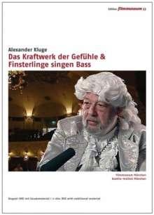 Alexander Kluge: Das Kraftwerk der Gefühle / Finsterlinge..., 2 DVDs