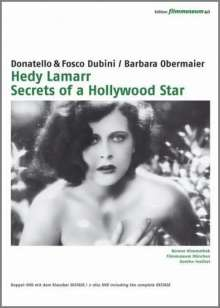 Hedy Lamarr - Secrets Of A Hollywood Star, 2 DVDs