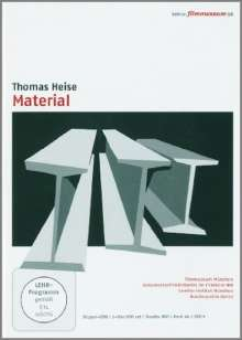 Material, 2 DVDs