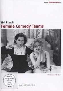 Female Comedy Teams (OmU), 2 DVDs