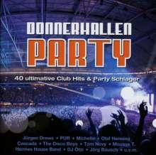 Donnerhallen-Party!, 2 CDs