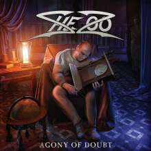 Shezoo: Agony Of Doubt, CD