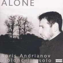 Boris Andrianov - Alone, CD