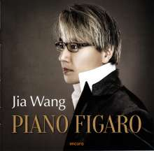Jia Wang - Piano Figaro, CD