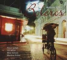 Wolfgang Meyer: Boleros, CD