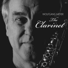 Wolfgang Meyer: The Clarinet, CD