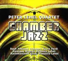 Peter Lehel (geb. 1965): Chamber Jazz, 2 CDs