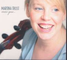 Martina Trost - Mas que ..., CD