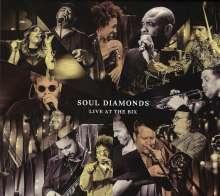 Jenne / Padilla / Dada / Simmons / Kesternich / Jud / Röser/+: Soul Diamonds-Live at the Bix, 2 CDs