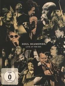 Soul Diamonds: Live At The Bix 2019, 2 DVDs