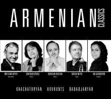 Armenian Classics, CD