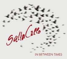 SaltaCello: In Between Times, CD