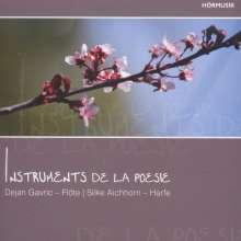 """Musik für Flöte & Harfe """"Instruments de la Poesie"""", CD"""