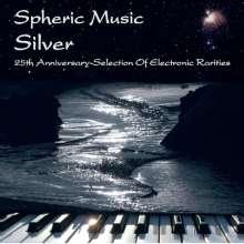 Spheric Music: Silver, CD