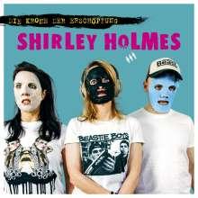 Shirley Holmes: Die Krone der Erschöpfung, CD